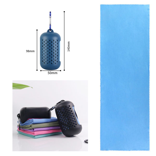 Picture of Pocket-sized Cooling Towel - Sports Towel