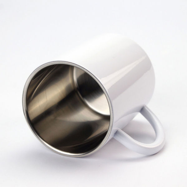 Picture of Standard 300ml Stainless Steel Mug