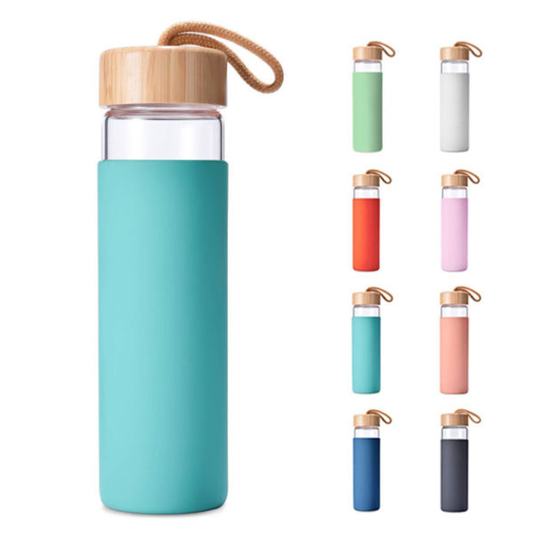 Picture of 20oz Glass Water Bottle
