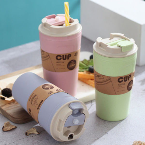 Picture of Bamboo Fiber Coffee Tumbler