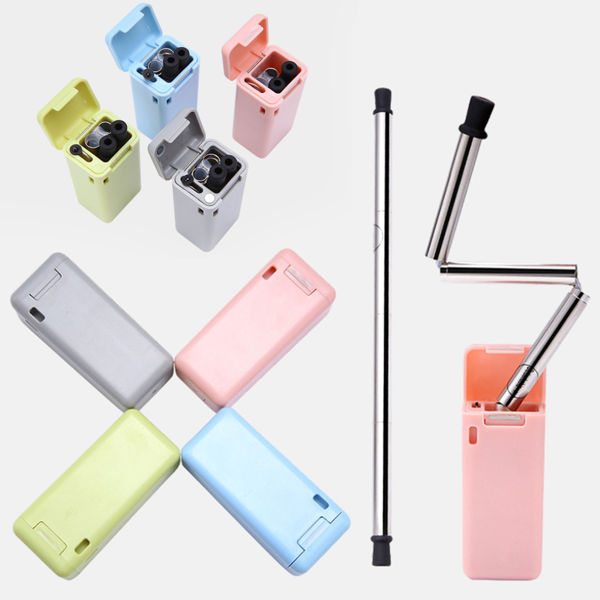 Picture of Collapsible Metal Straw