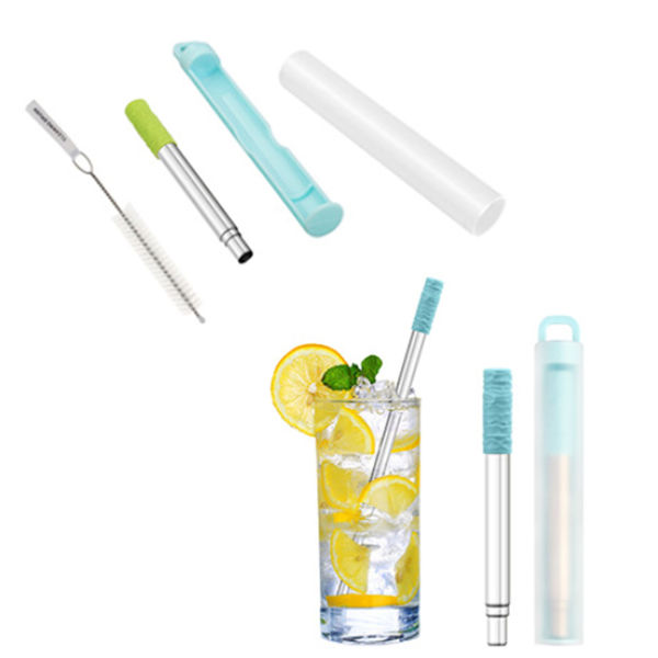 Picture of Telescopic Metal Straw