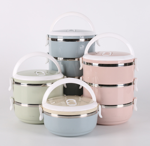 Picture of Round Lunchbox