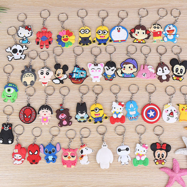 Picture of PVC Badge/Pin/Magnet/Keychain