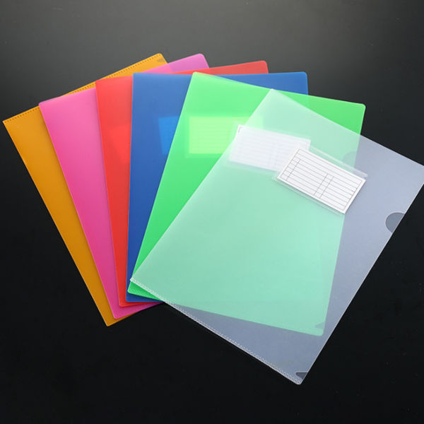 Picture of L-shaped Folder