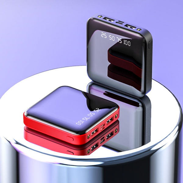 Picture of Compact LED Square Power Bank