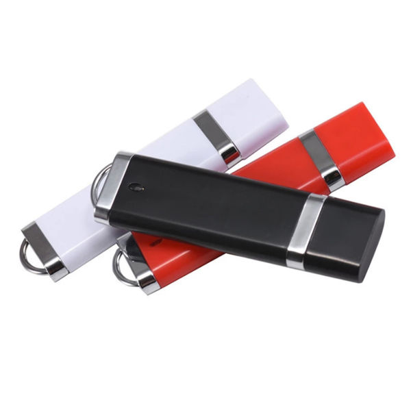 Picture of Plastic USB Thumb Drive with Cap