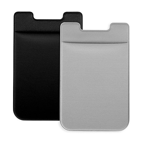 Picture of Silicon Phone Card Holder - Soft
