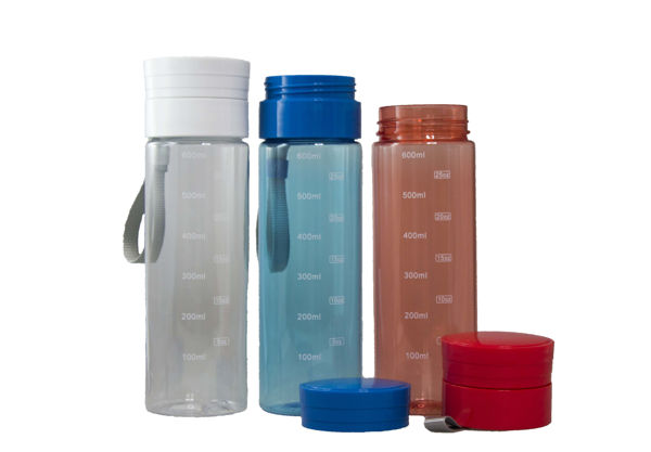 Picture of Tritan Bottle with Carry Strap