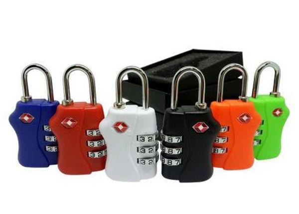 Picture of TSA Lock