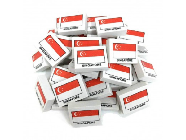 Picture of Flag Erasers