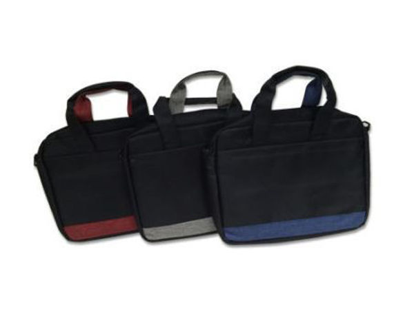 Picture of Laptop Bag w/2 zip compartments