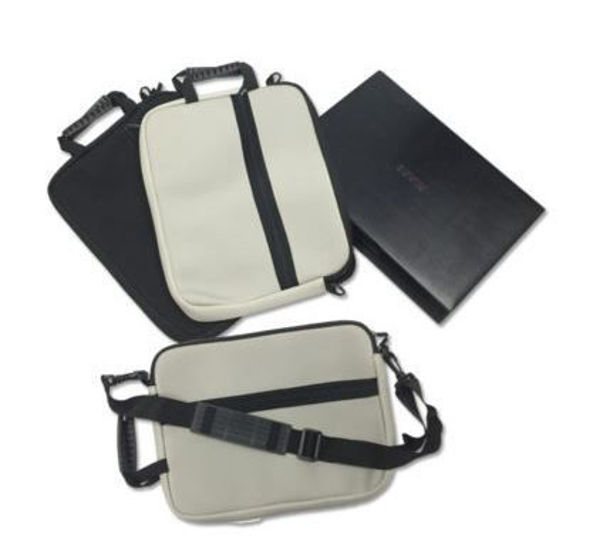 Picture of Neoprene Laptop Sling Bag w/zip compartment