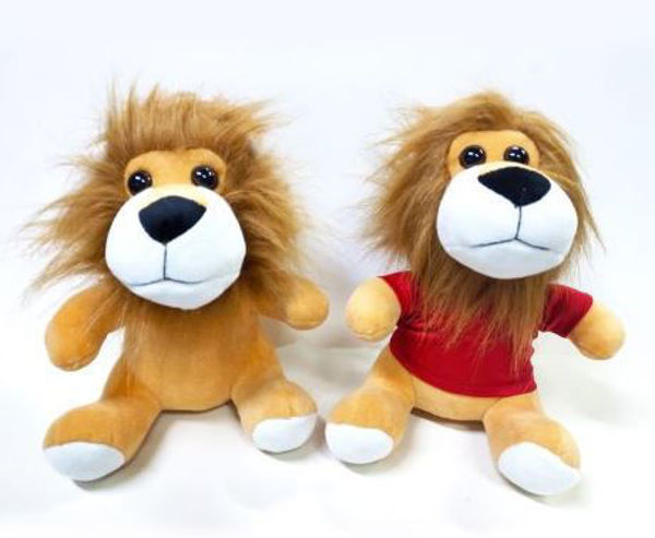 Picture of 20cm Lion Plushie