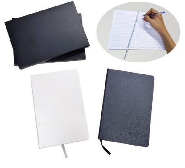 Picture of A5 PU Notebook (76 sheets)