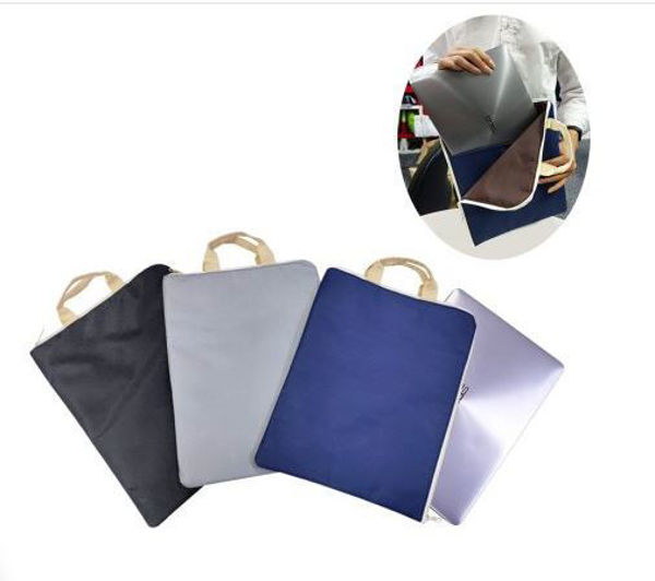 Picture of 600D Document Bag with 2 inner pockets & handle