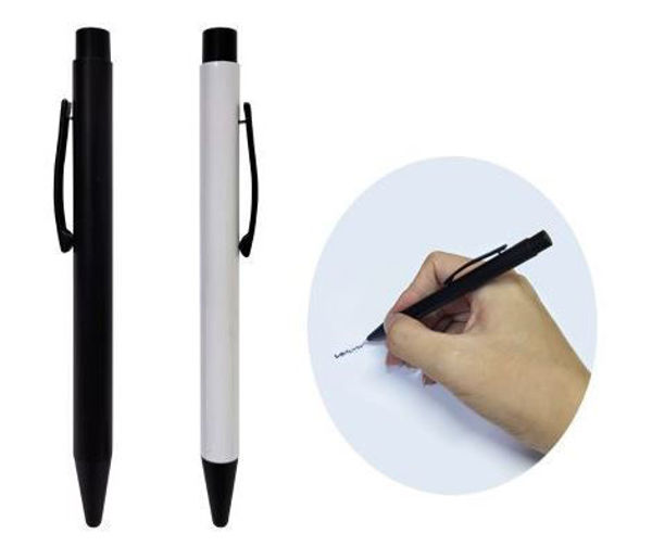 Picture of Metal Ball Pen with Black Ink