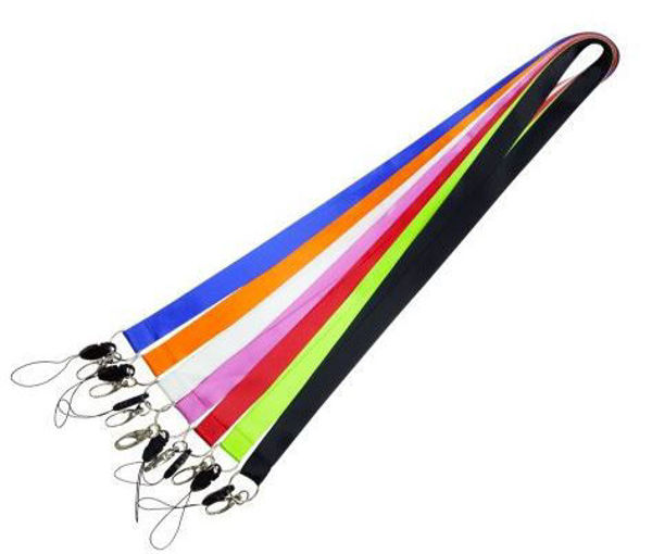 Picture of 20mm Lanyard with hp holder & metal clip