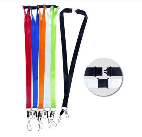 Picture of 20mm Safety Breaker Lanyard with HP & metal clip