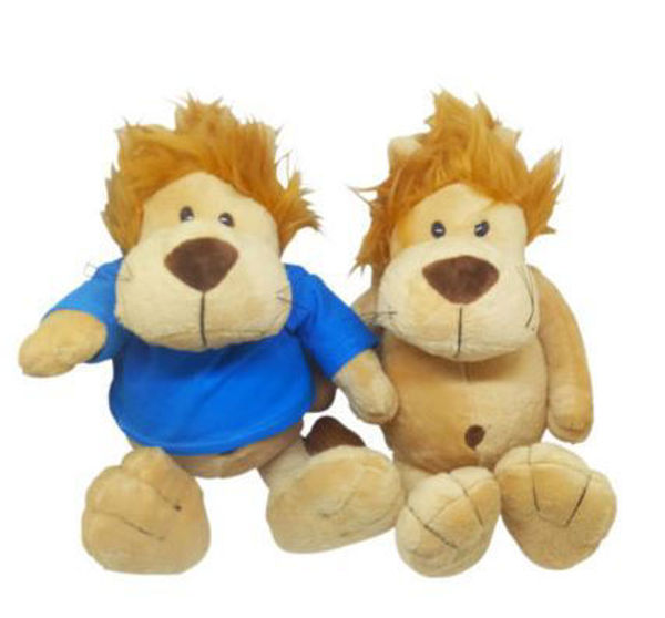 Picture of 23cm Lion Plush Toy