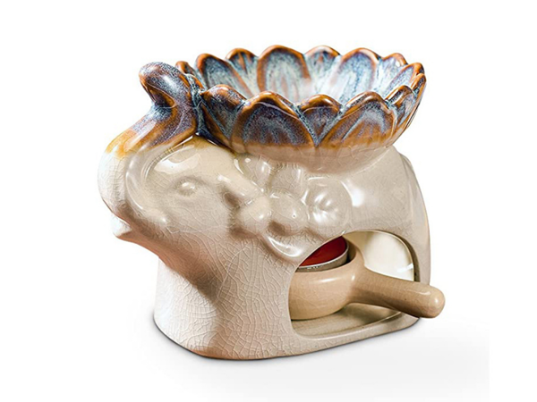 Picture of Elephant Candle Stand