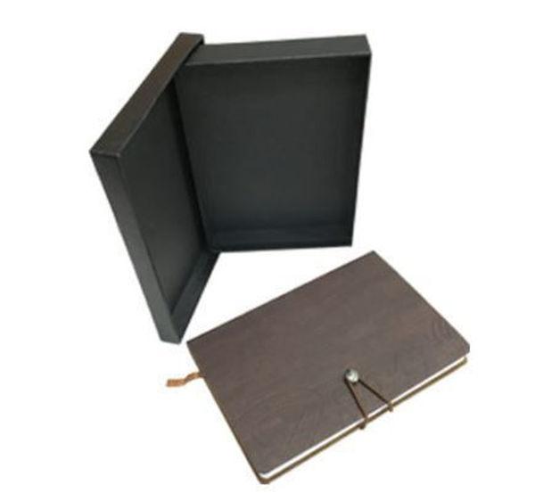 Picture of PU Note Book w/ black box