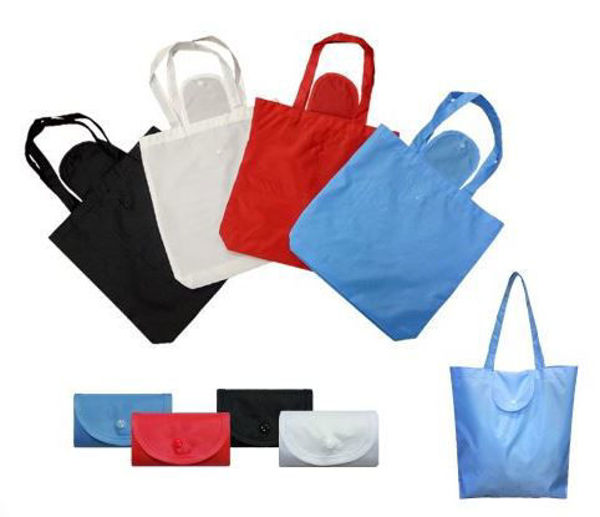 Picture of 210D Foldable Carrier Bag