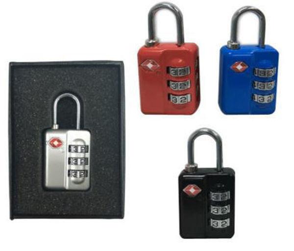 Picture of TSA Metal Lock
