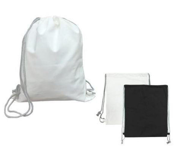 Picture of 10oz Canvas Drawstring Bag
