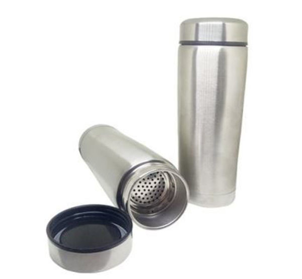 Picture of 250ml Stainless Steel Tumbler w/filter