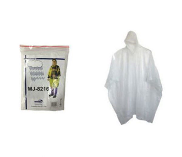Picture of Disposable Raincoat