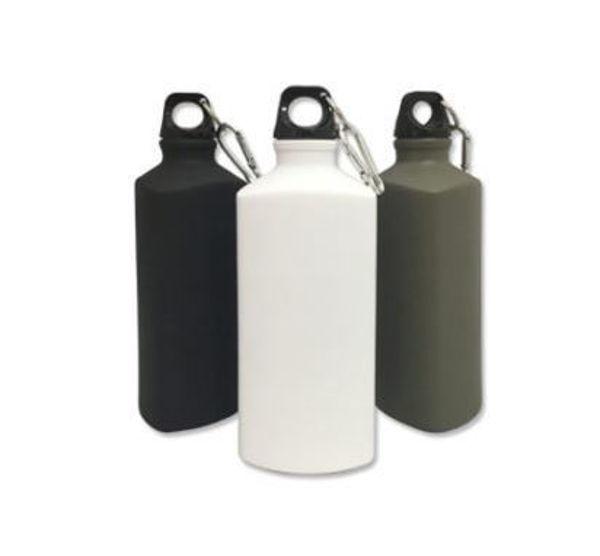 Picture of 600ml Triangular Aluminium Water Bottle