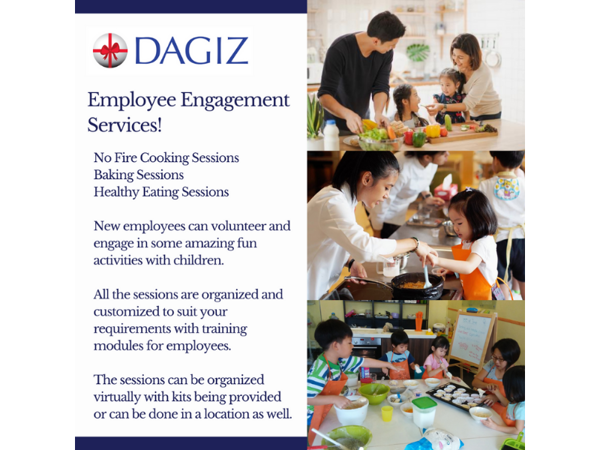 Picture of Employee Engagement Services: Cooking & Baking Activities