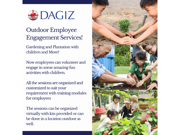 Picture of Employee Engagement Services: Outdoor Gardening Sessions