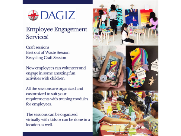 Picture of Employee Engagement Services: Craft sessions