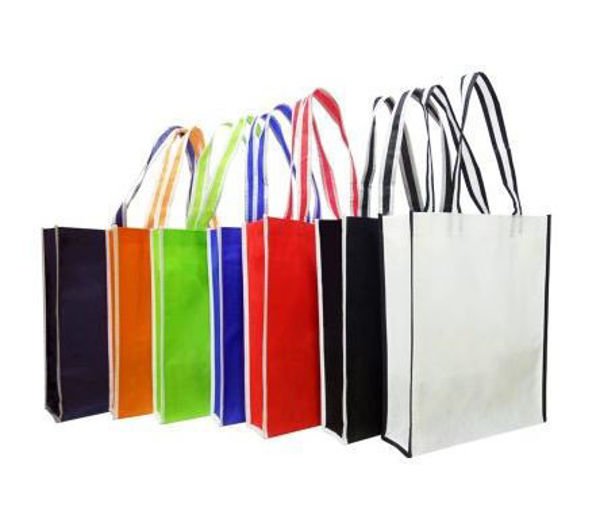 Picture of 80gsm A4 Non-Woven Bag with trimmings