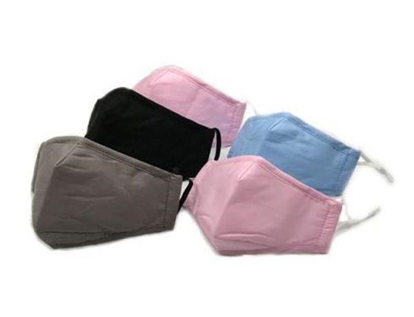 Picture of 3-Ply Reusable Cloth Mask