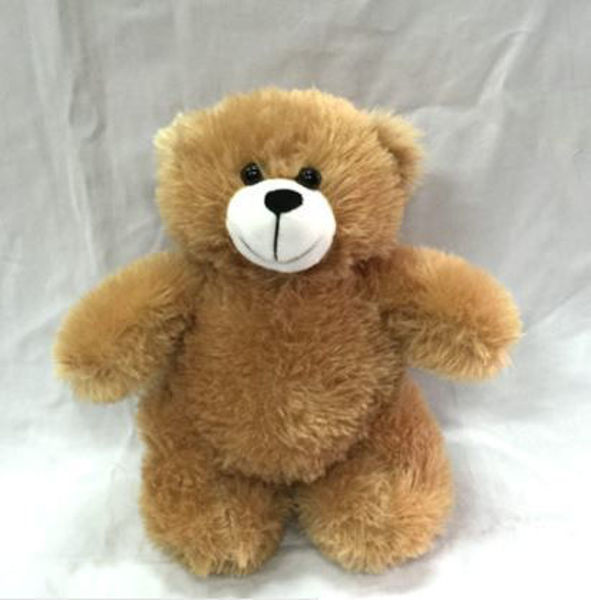 Picture of 24cm Brown Standing Bear w/tee