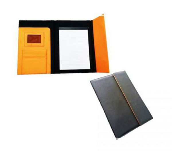 Picture of Microfibre Material with Notepad