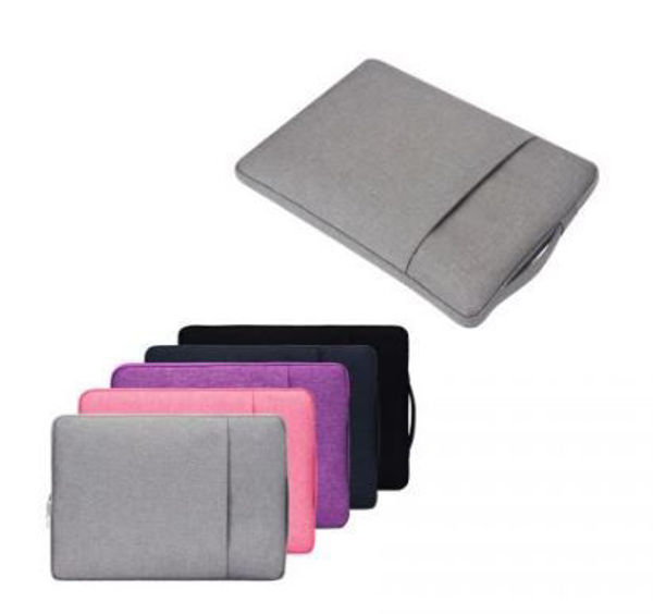 """Picture of 14"""" Laptop sleeve with Handle"""
