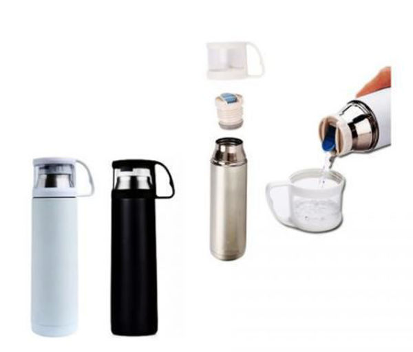 Picture of Vaccum Thermo Flask with Cap