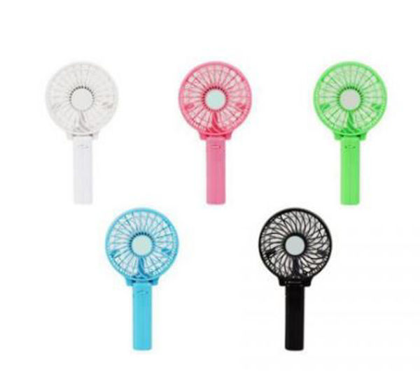 Picture of USB foldable rechargeable fan
