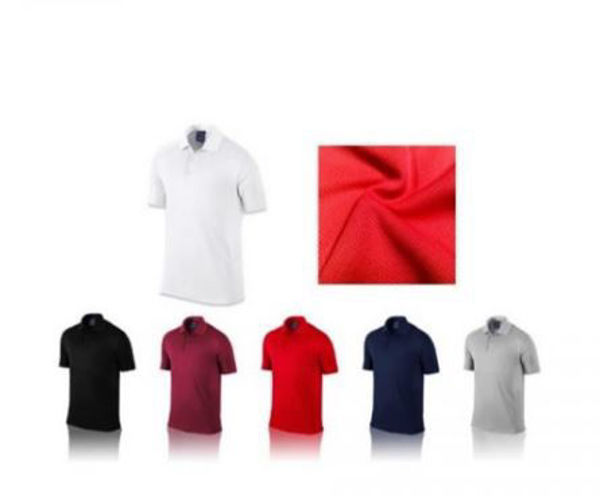 Picture of Plain Dri Fit Collar Polo T Shirt