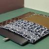Picture of Blue Batik Laptop Sleeve