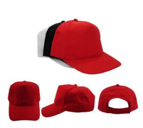 Picture of 5 Panel Polyester Cap