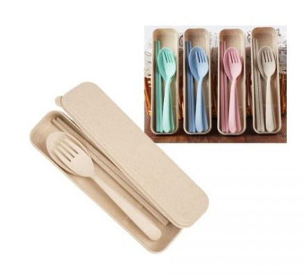 Picture of Eco-friendly Cutlery Set