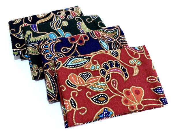 Picture of Batik Double Tissue Pouch