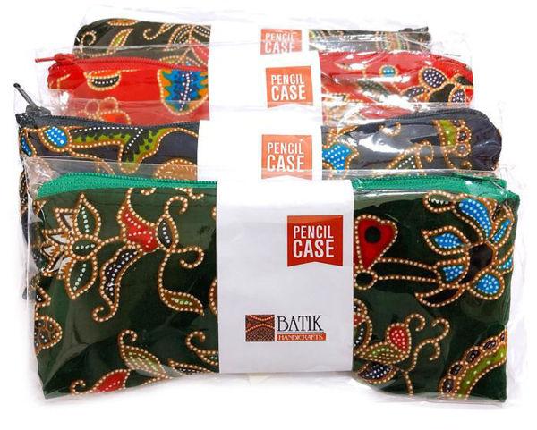 Picture of Batik Pencil case