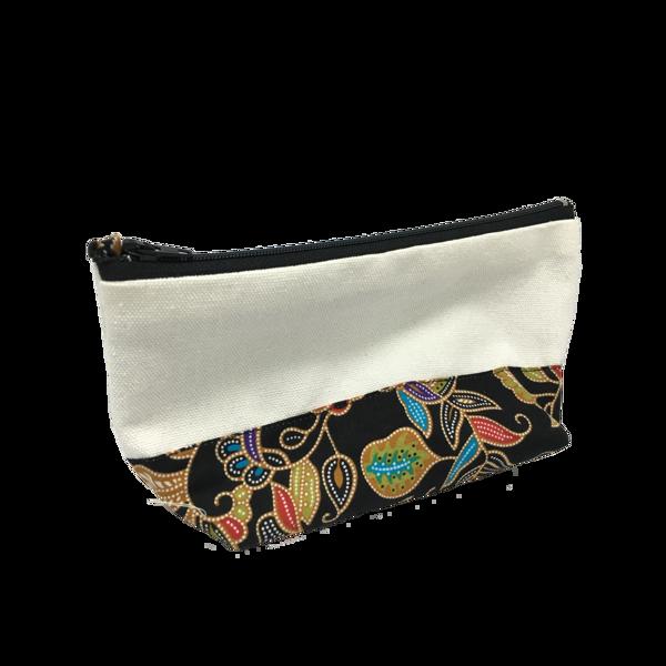 Picture of Canvas Batik Utility Pouch