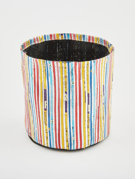 Picture of Woven Basket Planter (Multilayer Packaging)